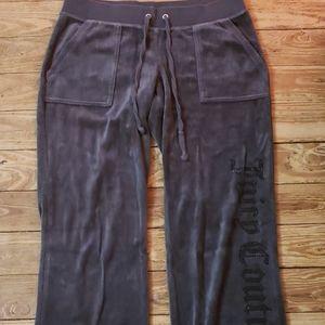 Black label Juicy pants